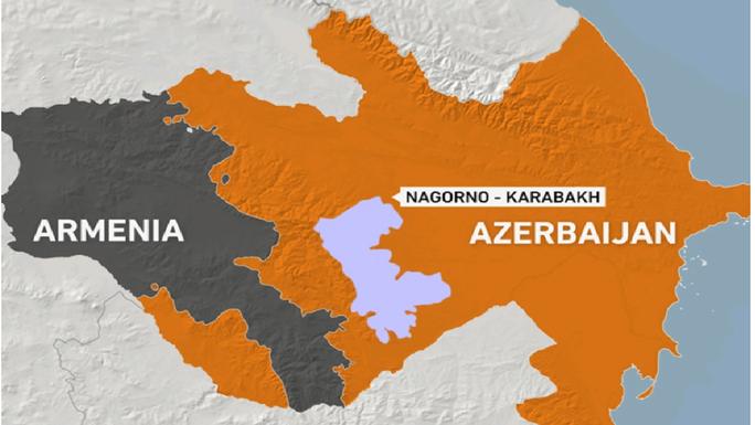 Hàng chục năm đôi co bất phân thắng bại giữa Amernia - Azerbaijan - Ảnh 1.