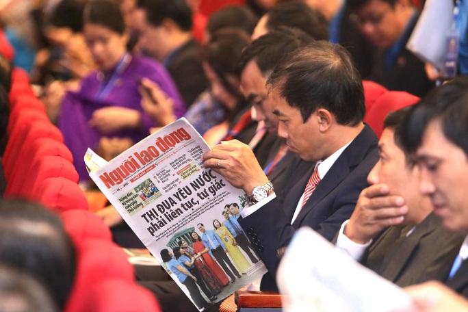 Khai mạc Đại hội Thi đua yêu nước trong CNVC-LĐ toàn quốc lần thứ X - Ảnh 6.