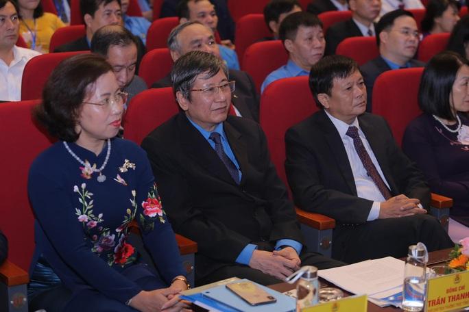 Đại hội thi đua là ngày hội lớn của đoàn viên, CNVCLĐ và giai cấp công nhân cả nước - Ảnh 7.