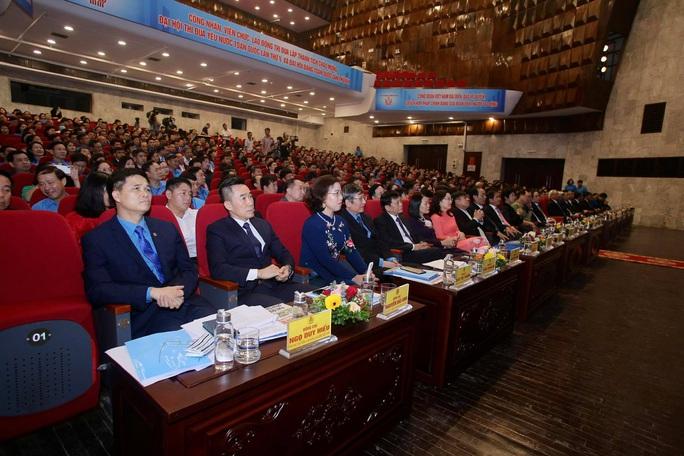Đại hội thi đua là ngày hội lớn của đoàn viên, CNVCLĐ và giai cấp công nhân cả nước - Ảnh 2.