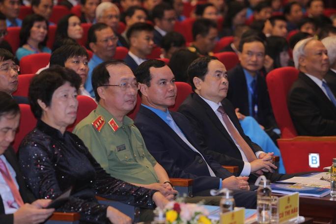 Đại hội thi đua là ngày hội lớn của đoàn viên, CNVCLĐ và giai cấp công nhân cả nước - Ảnh 1.
