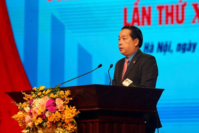 TP HCM: Xây dựng chuẩn mực của người công nhân trong giai đoạn cách mạng mới - Ảnh 1.