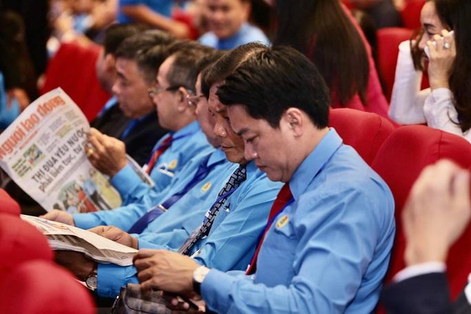 Khai mạc Đại hội Thi đua yêu nước trong CNVC-LĐ toàn quốc lần thứ X - Ảnh 7.