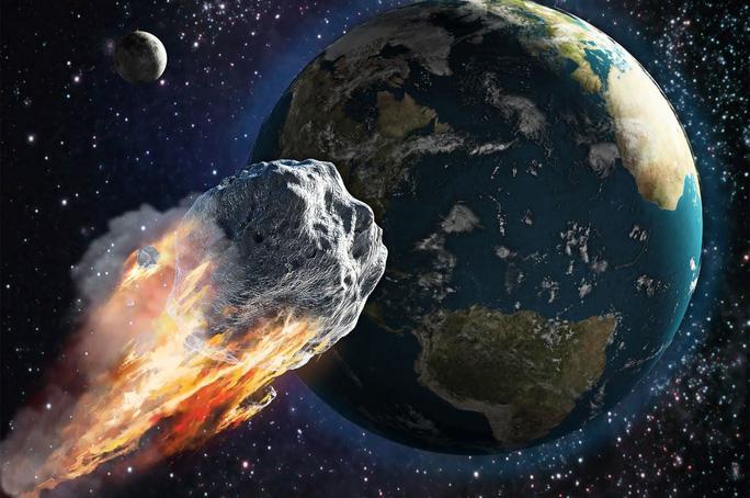 Sự sống Trái Đất quá giang sao băng, đang xâm chiếm hành tinh khác? - Ảnh 1.