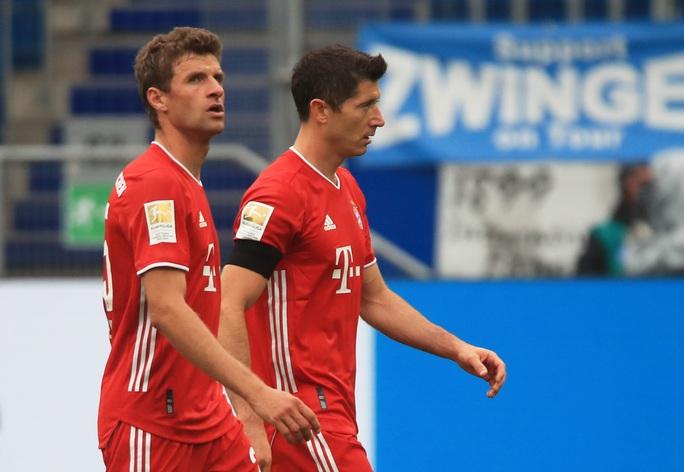Bayern Munich thua đậm ở giải quốc nội, chấm dứt chuỗi 32 trận bất bại - Ảnh 6.