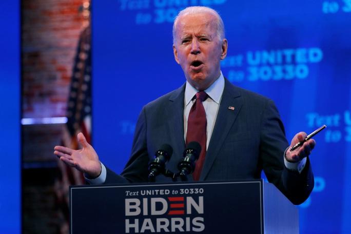 Tranh luận tổng thống Mỹ: Ông Biden đột phá hay bị Tổng thống Trump đè bẹp? - Ảnh 2.