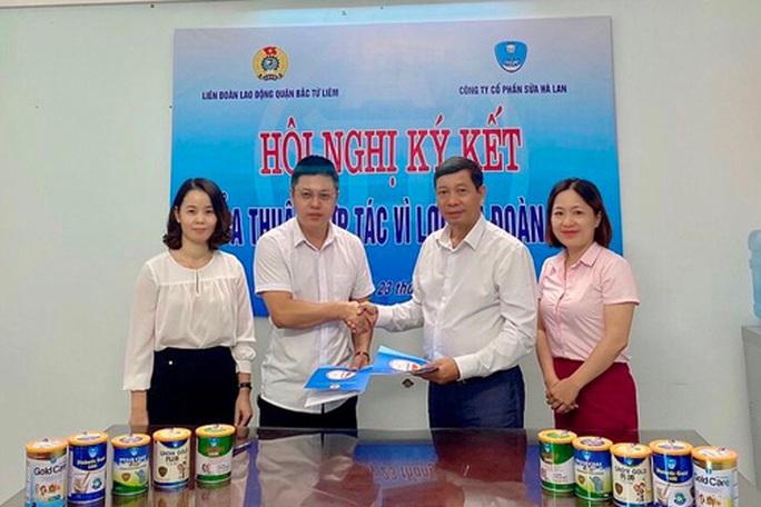 Hà Nội: Thêm phúc lợi cho đoàn viên - Ảnh 1.