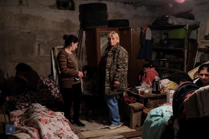 Giao tranh Azerbaijan - Armenia: Bài toán khó chờ Nga, Thổ Nhĩ Kỳ - Ảnh 1.