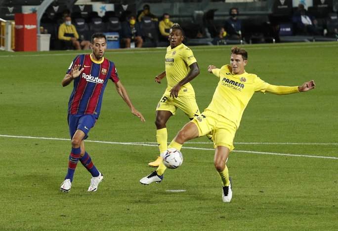 Mở màn La Liga mãn nhãn, Barcelona đại thắng tàu ngầm vàng - Ảnh 4.