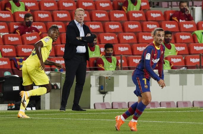 Mở màn La Liga mãn nhãn, Barcelona đại thắng tàu ngầm vàng - Ảnh 1.