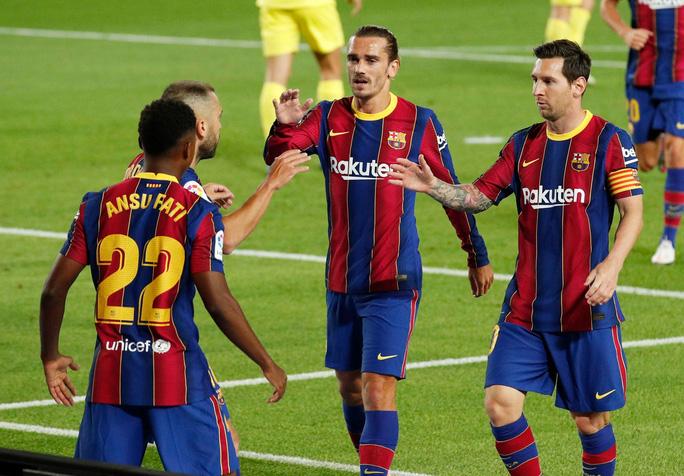 Mở màn La Liga mãn nhãn, Barcelona đại thắng tàu ngầm vàng - Ảnh 5.
