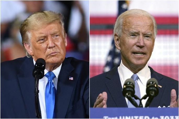 """Tổng thống Trump """"gần như không chuẩn bị"""" trước tranh luận - Ảnh 1."""