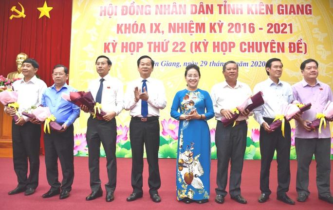 Bí thư Hà Tiên Nguyễn Thanh Nhàn làm Phó Chủ tịch tỉnh Kiên Giang - Ảnh 1.
