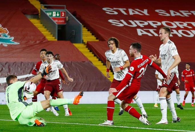 Tân binh 45 triệu bảng lập công, Liverpool đánh bại Arsenal trận đại chiến - Ảnh 4.