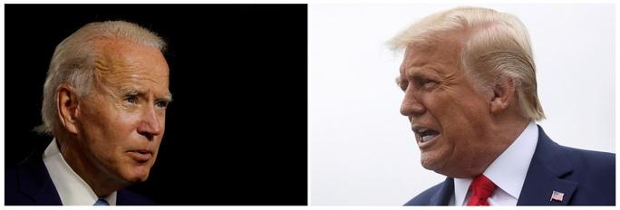 Bầu cử Mỹ: Át chủ bài trong cuộc tranh luận đầu tiên Trump - Biden - Ảnh 1.