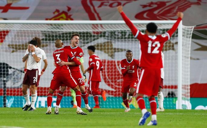 Tân binh 45 triệu bảng lập công, Liverpool đánh bại Arsenal trận đại chiến - Ảnh 7.