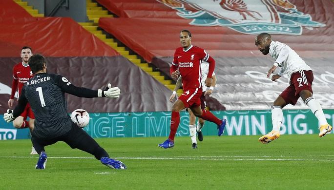 Tân binh 45 triệu bảng lập công, Liverpool đánh bại Arsenal trận đại chiến - Ảnh 5.