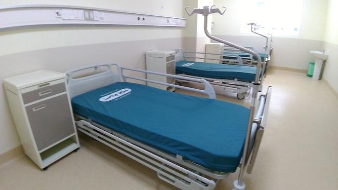 Mục sở thị Bệnh viện Ung Bướu TP HCM cơ sở 2 sắp hoạt động - Ảnh 3.