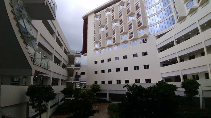 Mục sở thị Bệnh viện Ung Bướu TP HCM cơ sở 2 sắp hoạt động - Ảnh 2.
