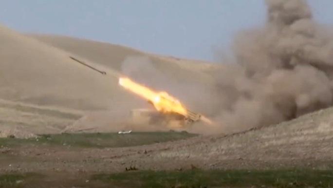 Thổ Nhĩ Kỳ vung tiền đưa phiến quân Syria đến trợ chiến Azerbaijan? - Ảnh 2.
