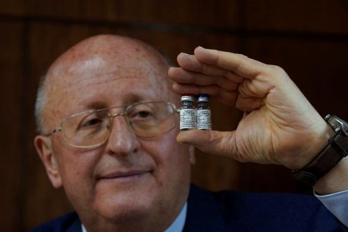 Nhà khoa học Nga chia sẻ thông tin nghiên cứu vắc-xin giữa thời chiến - Ảnh 1.