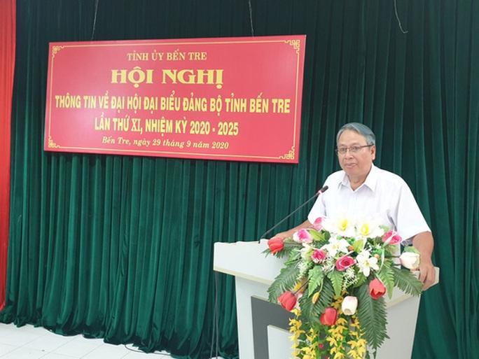 Quảng Nam và Bến Tre tổ chức Đại hội Đảng vào giữa tháng 10 - Ảnh 4.