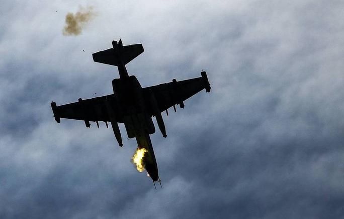 Thực hư chuyện F-16 Thổ Nhĩ Kỳ bắn hạ Su-25 Armenia - Ảnh 1.