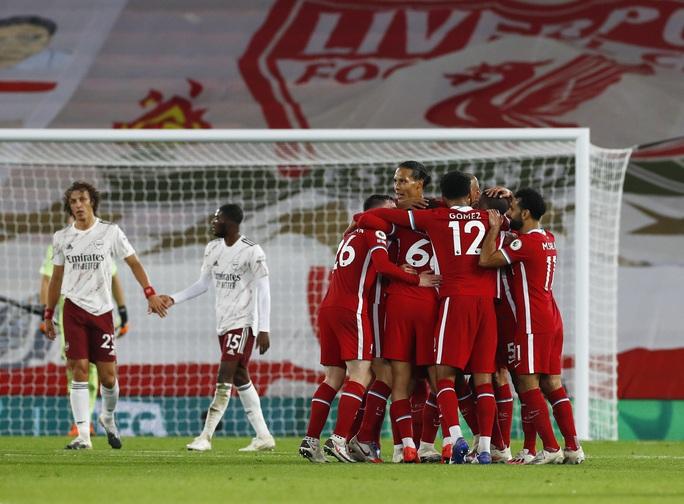 Tân binh 45 triệu bảng lập công, Liverpool đánh bại Arsenal trận đại chiến - Ảnh 8.