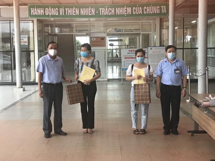 4 bệnh nhân sau cùng xuất viện, Quảng Nam sạch bóng Covid-19 - Ảnh 2.