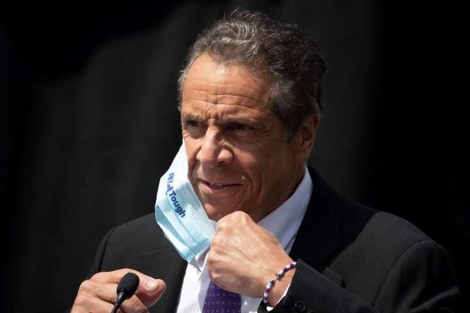 Thống đốc New York không tiếc lời chỉ trích Tổng thống Trump - Ảnh 1.