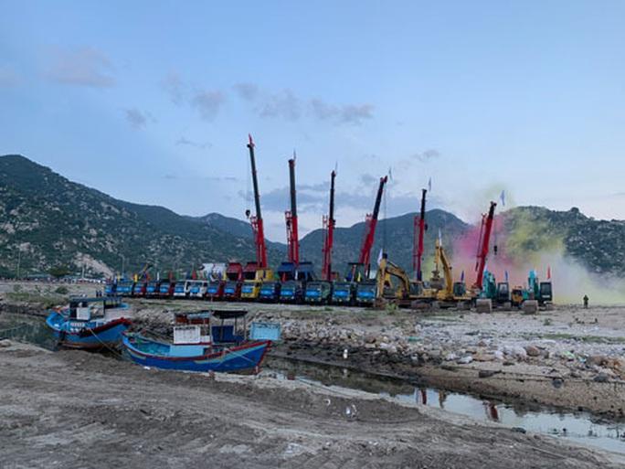 Cảng biển tạo động lực mới ở Nam Trung Bộ - Ảnh 1.