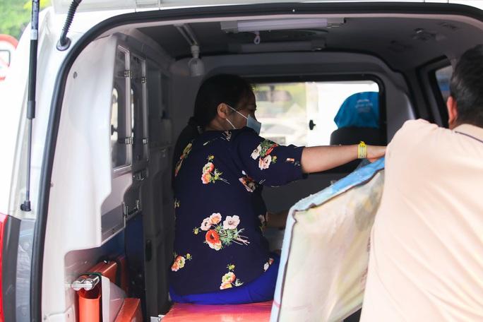Ông Đoàn Ngọc Hải đưa bệnh nhân từ Hà Nội về Hà Giang: Khi nào yếu, mệt tôi sẽ nghỉ - Ảnh 9.