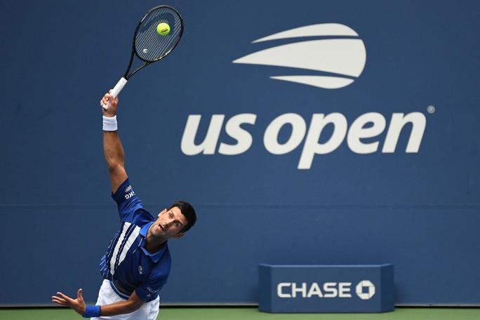Djokovic đấu bại tướng ở vòng 3 US Open 2020 - Ảnh 1.