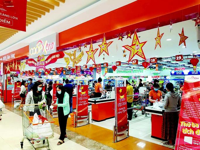 Giữ vững vị trí nhà bán lẻ hàng tiêu dùng hàng đầu - Ảnh 1.