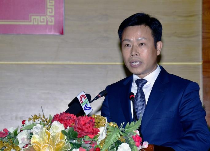 Cà Mau có tân Chủ tịch UBND tỉnh 46 tuổi, quê Quảng Ngãi - Ảnh 1.