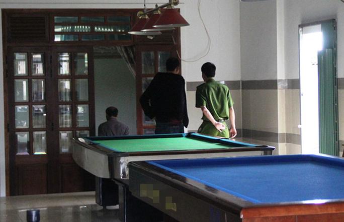 Quảng Nam: Mâu thuẫn tại quán bida, một người bị đánh nứt sọ - Ảnh 1.