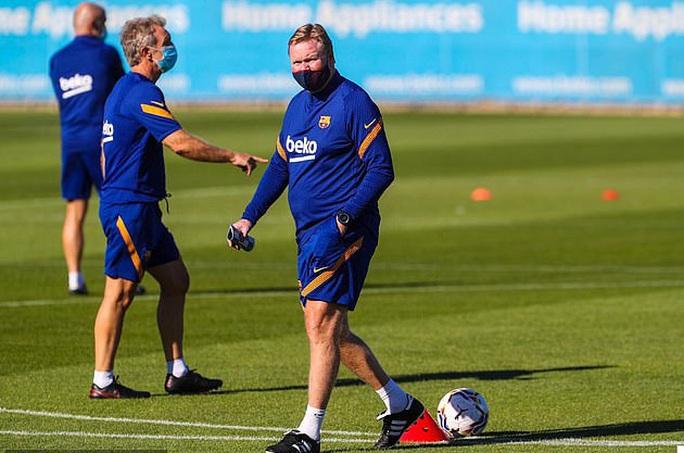 Barcelona và Messi thương thảo bất thành, lún sâu khủng hoảng - Ảnh 5.