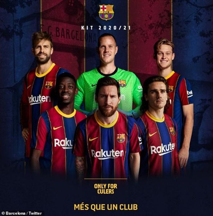 Barcelona và Messi thương thảo bất thành, lún sâu khủng hoảng - Ảnh 6.