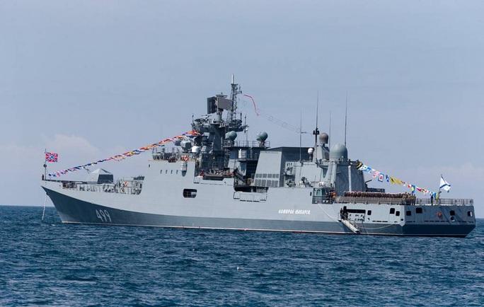 Nga tiến hành tập trận ở vùng biển tranh chấp giữa Thổ Nhĩ Kỳ, Hy Lạp? - Ảnh 1.