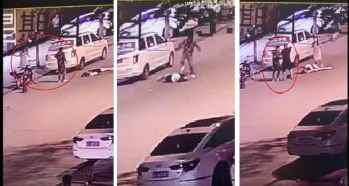 Nam thanh niên giết bạn gái trên đường, hàng chục chiếc xe chạy lướt qua  - Ảnh 2.