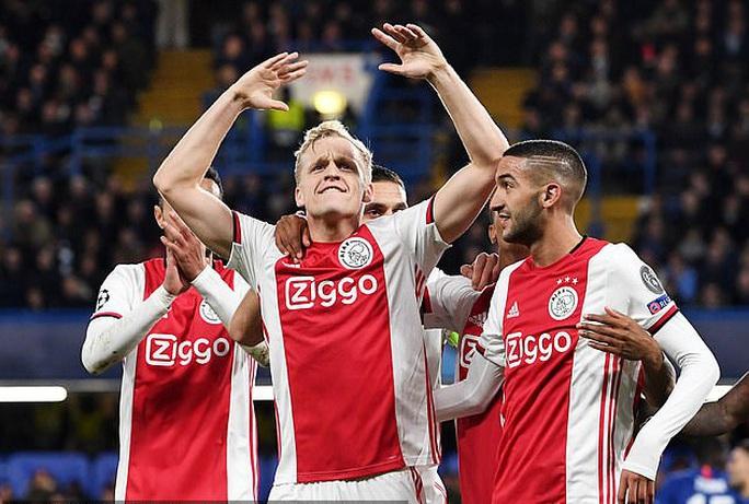 Van de Beek ký hợp đồng chính thức, fan Man United vỡ òa hạnh phúc - Ảnh 4.
