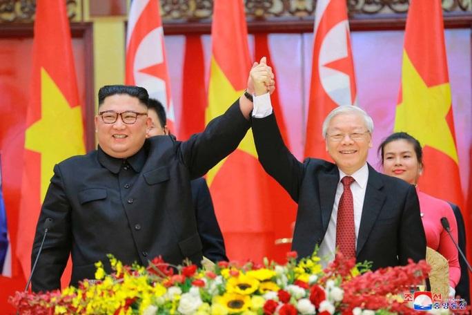 Tổng thống Mỹ Donald Trump gửi Điện mừng tới Tổng Bí thư, Chủ tịch nước Nguyễn Phú Trọng - Ảnh 2.