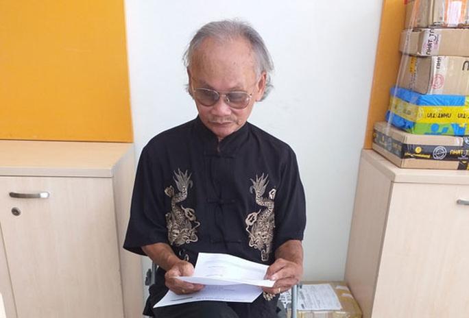 Gia đình đã nhận được thông báo bắt võ sư Phạm Đình Quý - Ảnh 1.