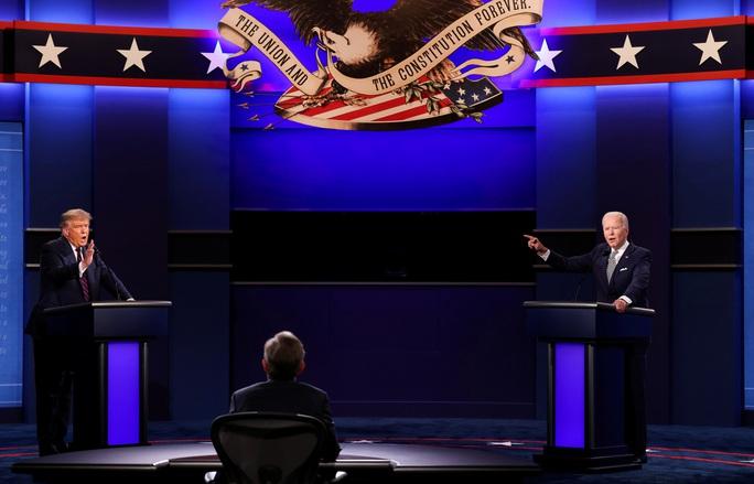 Cuộc tranh luận làm dậy sóng nước Mỹ - Ảnh 1.