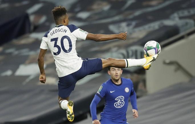 Nghiệt ngã loạt đá luân lưu, Tottenham loại Chelsea ở League Cup - Ảnh 1.