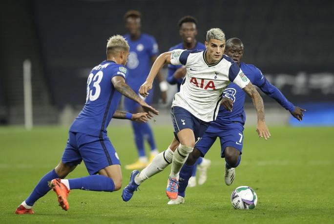 Nghiệt ngã loạt đá luân lưu, Tottenham loại Chelsea ở League Cup - Ảnh 5.
