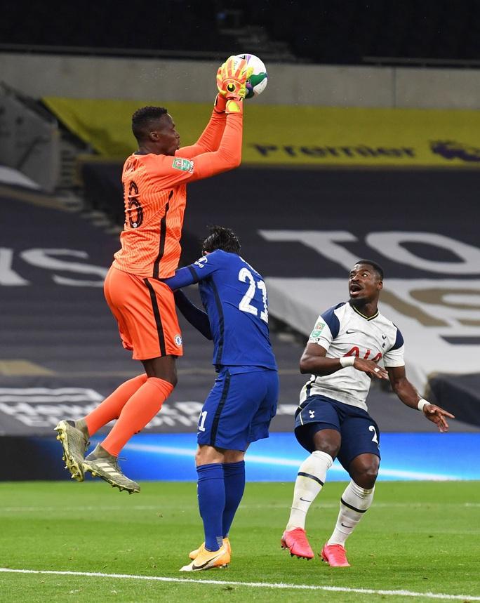 Nghiệt ngã loạt đá luân lưu, Tottenham loại Chelsea ở League Cup - Ảnh 2.