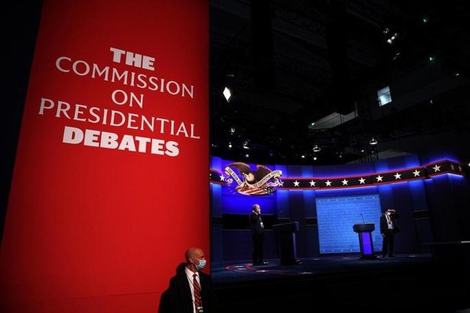 Ai thắng trong cuộc tranh luận đầu tiên, ông Trump hay ông Biden? - Ảnh 2.