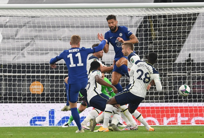 Nghiệt ngã loạt đá luân lưu, Tottenham loại Chelsea ở League Cup - Ảnh 3.