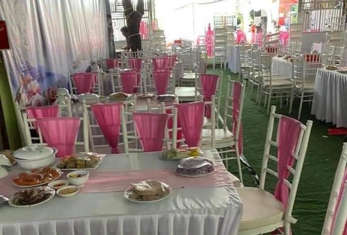 Một nhà hàng ở Điện Biên bị bỏ bom 150 mâm cỗ cưới? - Ảnh 2.